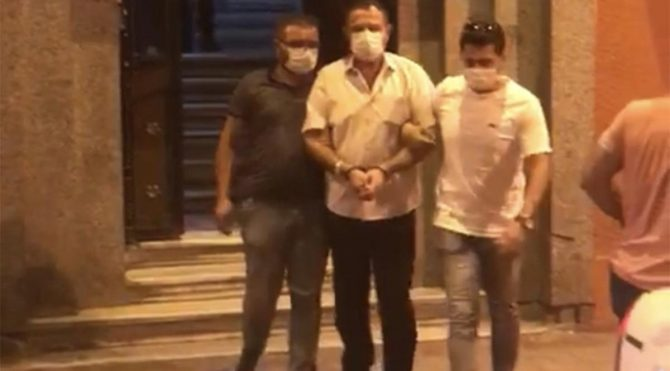 500 bin liralık vurgun yapan VIP araçlı lüks saat dolandırıcısı tutuklandı