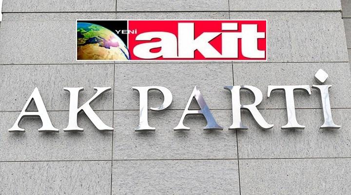AKP'li vekil Tuba Durgut'tan Akit gazetesine : Paçavra