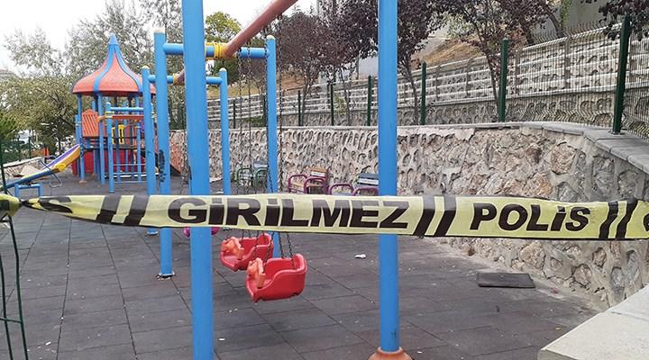 Ankara'da bir erkek, eşini çocuğunun önünde vurdu