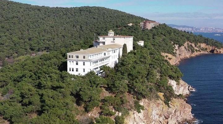 Diyanet'ten Heybeliada Sanatoryumu açıklaması: İade etmeye hazırız