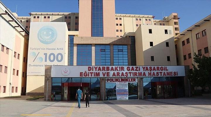 Diyarbakır'da 600'e yakın sağlık çalışanında koronavirüs teşhisi