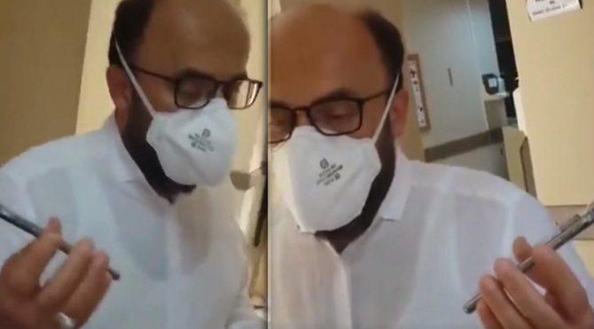 Doktoru ölümle tehdit etti: Acım sıcakken çocuklarını yetim bırakmak istemem