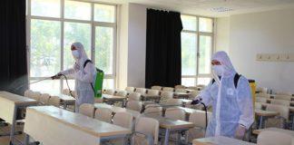 Eğitim Sen 76 okulda daha koronavirüs tespit edildiğini açıkladı.