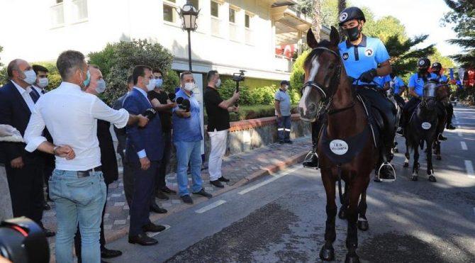 İstanbul sokaklarında atlı zabıta dönemi başlıyor!