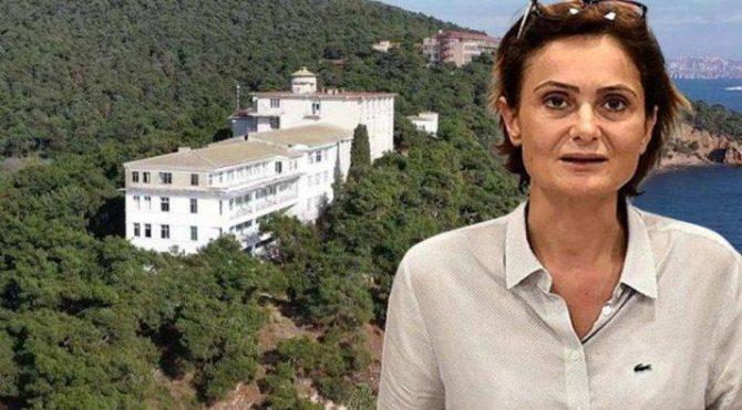Kaftancıoğlu'ndan, Heybeliada Sanatoryumu için iktidara çağrı