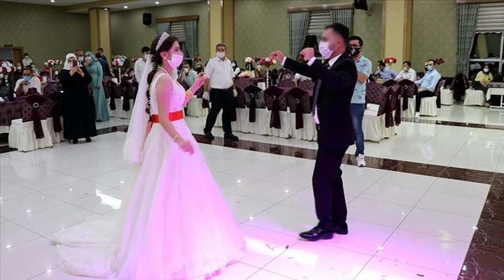 Konya'da düğün ve kutlamalara yasaklandı,uymayanlara adli işlem başlatılacak