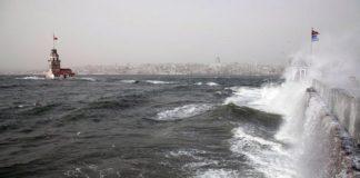 Marmara ve Ege'de haftasonu rüzgarlı geçecek!