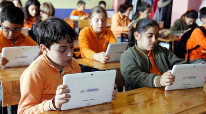 MSB, 3 bin adet tablet dağıtacak