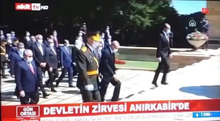 RTÜK'ten Akit TV'ye 'Anırkabir' cezası