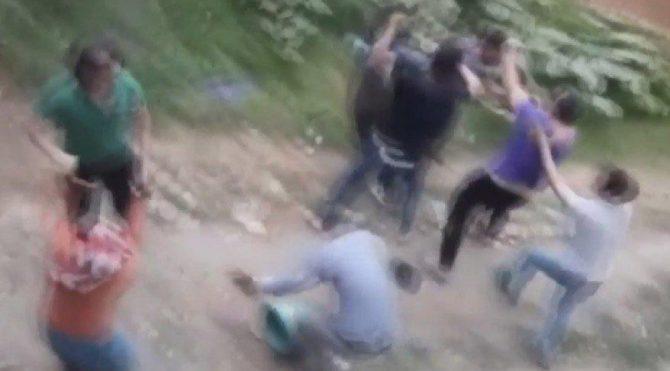 Sakarya'da çekilen 'fındık işçilerine saldırı' görüntülerine ilişkin valilikten açıklama!