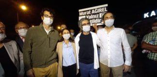 Tutuklu gazeteciler Barış Pehlivan, Hülya Kılınç ve Murat Ağırel tahliye edildi