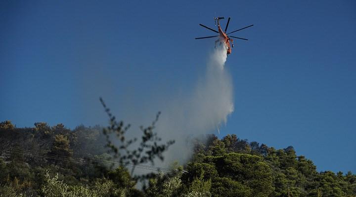 Yangın söndürmede THK'nin uçaklarını kullanmayan bakanlık, helikopter ihalesi açtı