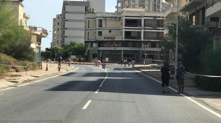 46 yıldır kapalı tutulan Maraş'ın bir bölümü halka açıldı