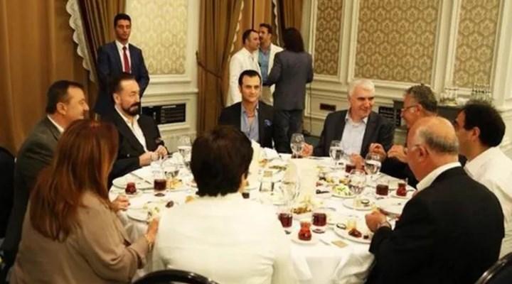 Adnan Oktar ile fotoğrafı çıkan AKP'li vekilden yalanlama: Benim cemaatle, tarikatla,karıyla kızla işim yok