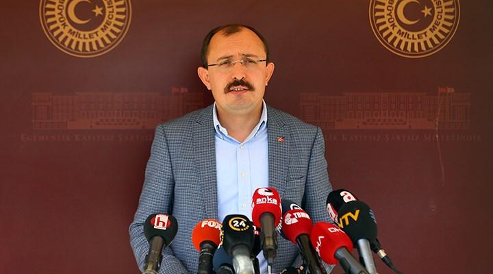 AKP'li Muş: Vergi yapılandırması 18 taksit halinde gerçekleştirilecek