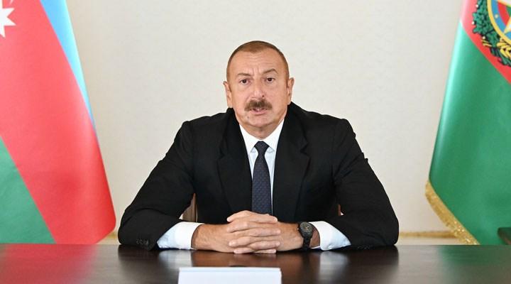 Aliyev: Türkiye'nin üst düzey SİHA'ları sayesinde can kayıpları azaldı