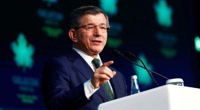 Davutoğlu:Erdoğan bu sorulara devleti yöneten biri olarak cevap vermelidir.