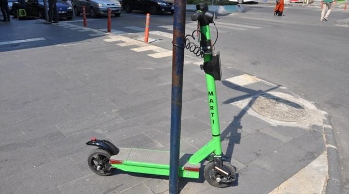 Elektrikli scooter kullanabilmek için 15 yaşını bitirmiş olmak gerekecek