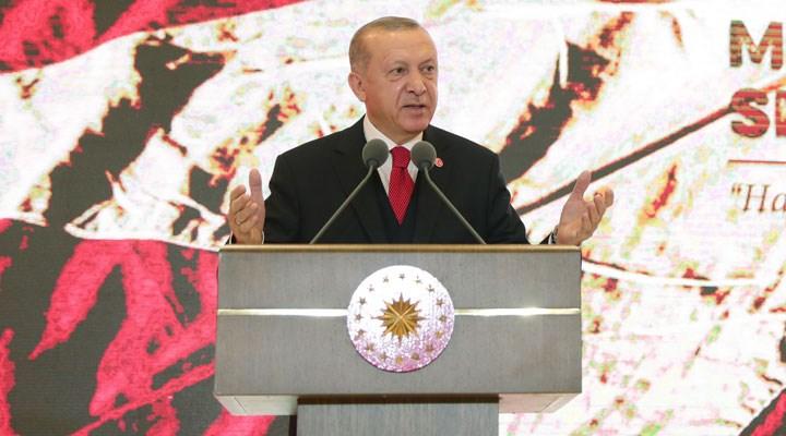 """Erdoğan, """"Tarihimizi yeniden hatırlayan, yeniden kucaklayan, keşfeden bir nesil yetişiyor"""""""