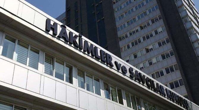 HSK'nın ihraç kararı Resmi Gazete'de