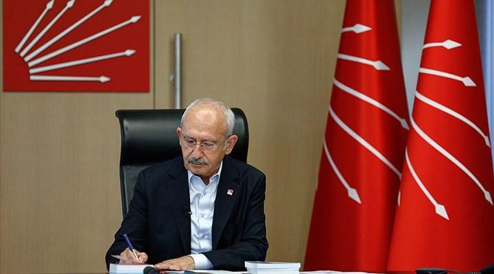 Kılıçdaroğlu, Azerbaycan Cumhurbaşkanı Aliyev'e destek mektubu gönderdi.
