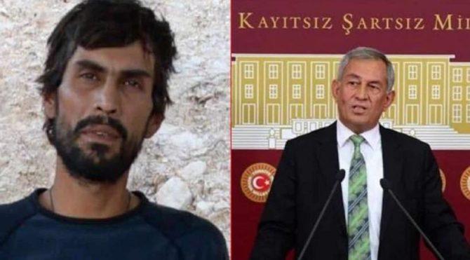 Sağ yakalanan terörist eski HDP'li vekilin oğlu çıktı