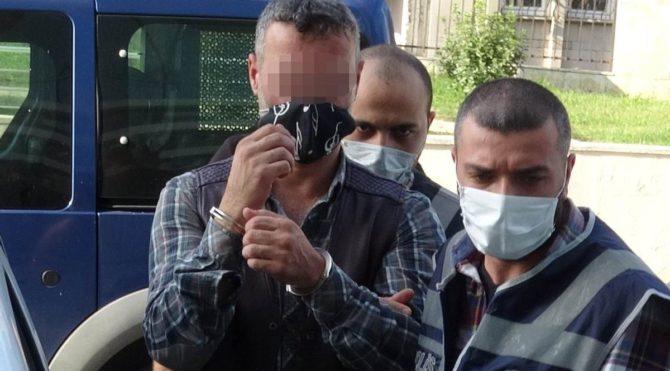 Samsun'da sokakta karşılaştığı eski sevgilsini bıçakladı