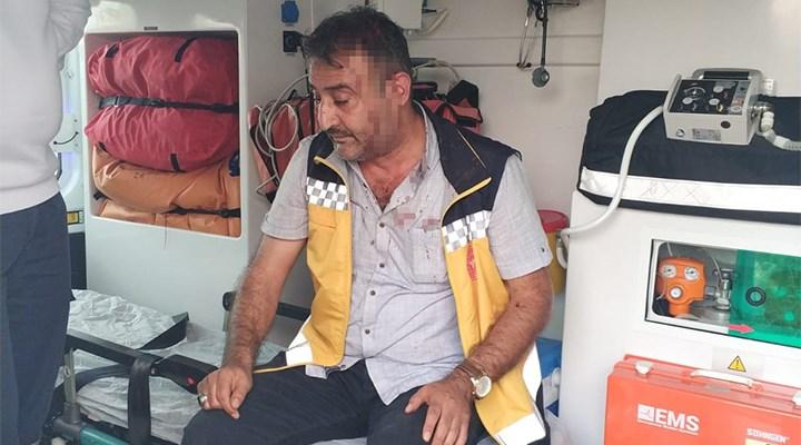 Yalova'da filyasyon ekibinde görevli doktor ve şoföre sopalı saldırı