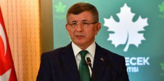 Ahmet Davutoğlu: Hayaller reform, gerçekler beşinci sınıf mafya düzeni