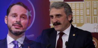 AKP'li Ahmet Hamdi Çamlı'dan ilginç paylaşım: Örtülü ikbal hesapları