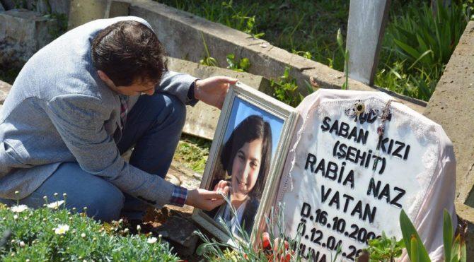 AKP'li Ören Belediyesinin ,Rabia Naz'ın mezarına 'yıkım kararı' aldığı iddiası