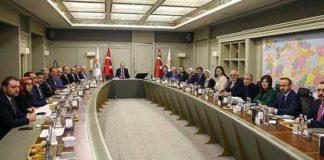 AKP MYK'sı toplanıyor: Gündemde Albayrak'ın istifası var