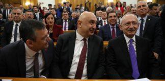 Albayrak'ın istifasının ardından CHP'den erken seçim çağrısı