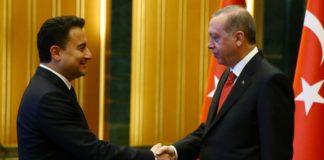 Babacan: Erdoğan,AKP Genel Başkanlığı'ndan ayrılmalı
