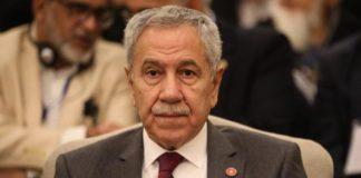 Bülent Arınç'tan istifa haberlerine açıklama