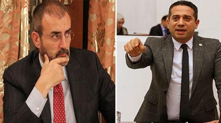 CHP'li vekil Ali Mahir Başarır'dan AKP'li Mahir Ünal'a sert yanıt: Utanmaz Katar artığı!