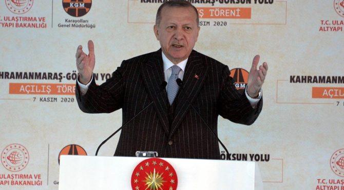 Cumhurbaşkanı Erdoğan: Bahçeli ile birlikte Kıbrıs'ta piknik yapacağız