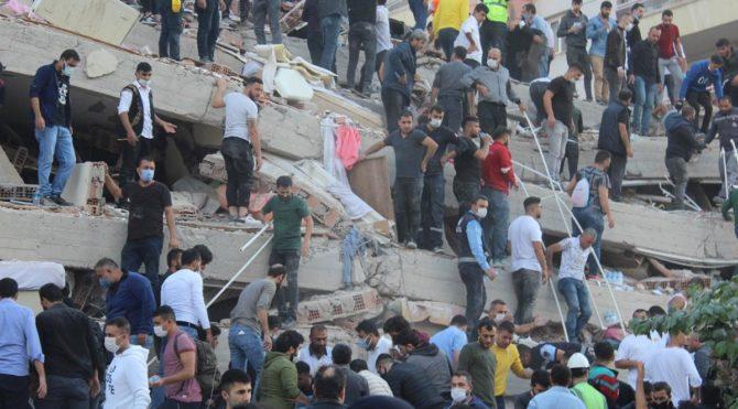 Depremle ilgili çirkin paylaşımlarda bulunan 2 kişi tutuklandı