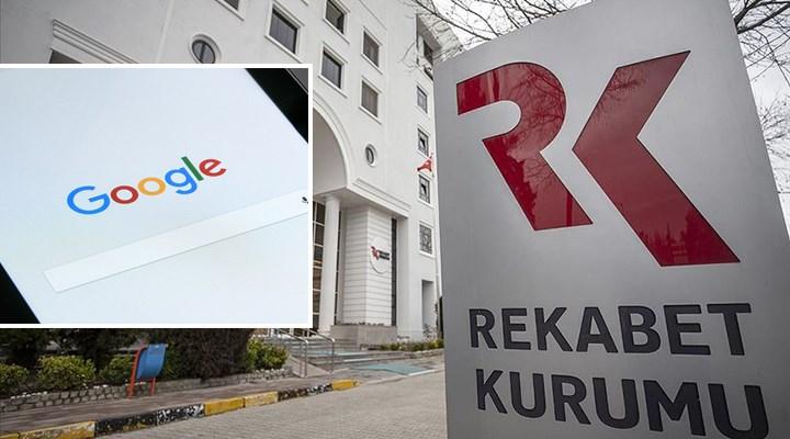 Google, Rekabet Kurumu'na savunma yaptı