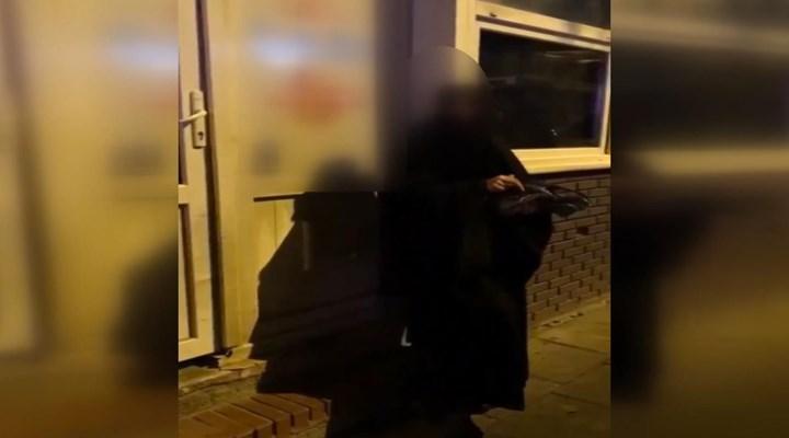 İhbar üzerine yakalanan kadın, kedi kesip yediğini itiraf etti!