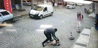 İş yerinden su içen çocuğu döven şahıs tutuklandı