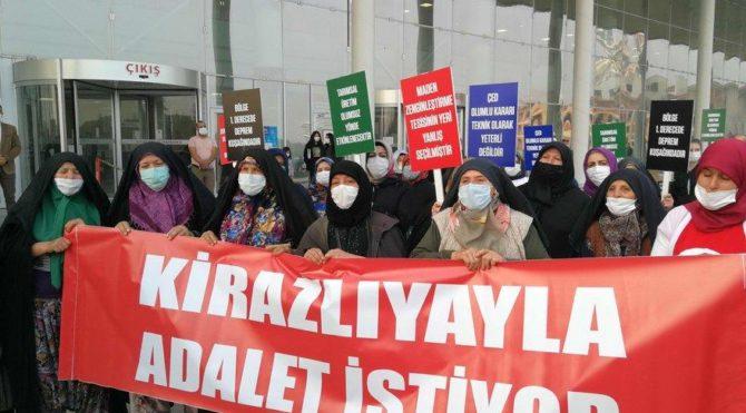Kirazlıyayla'lıların maden isyanı 'Köyümüzün tek suçu AKP'ye oy vermesidir'