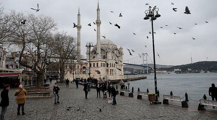 Meteoroloji İstanbul için uyardı: Sıcaklık 5 derece birden düşecek