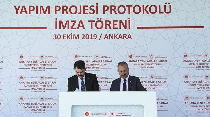 TOKİ'den sadece inşaatın projesi için 26 milyon TL'lik ihale