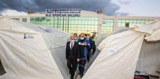 """Tunç Soyer: ''48 saatte Ankara'nın gönderdiğinden daha fazla yardım topladık"""""""