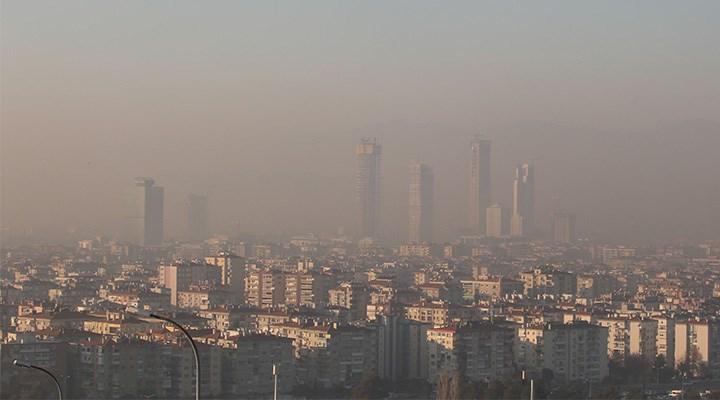Türkiye'nin en kalitesiz havası Düzce'de,en temizi Bursa'da