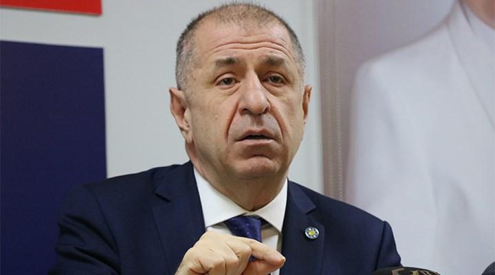 Ümit Özdağ, İYİ Parti'ye savunmasını yazılı verecek