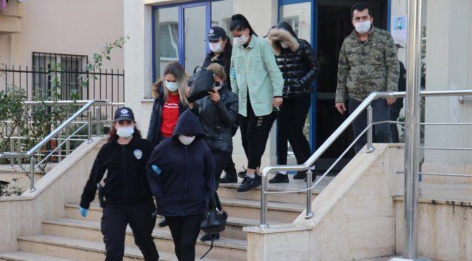 Yalova'da fuhuş operasyonu: 25'i kadın 34 gözaltı