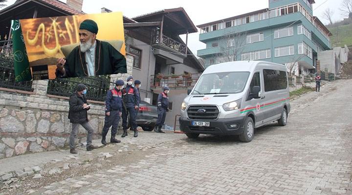 12 yaşındaki çocuğa cinsel istismarda bulunan şeyh Fatih Nurullah'ın evinde keşif yapıldı