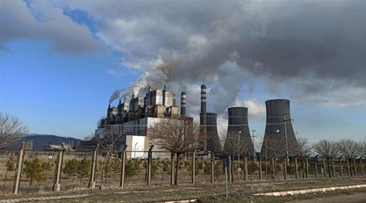 Afşin-Elbistan Termik Santralinin açık işletme kömür sahasında göçük meydana geldi.